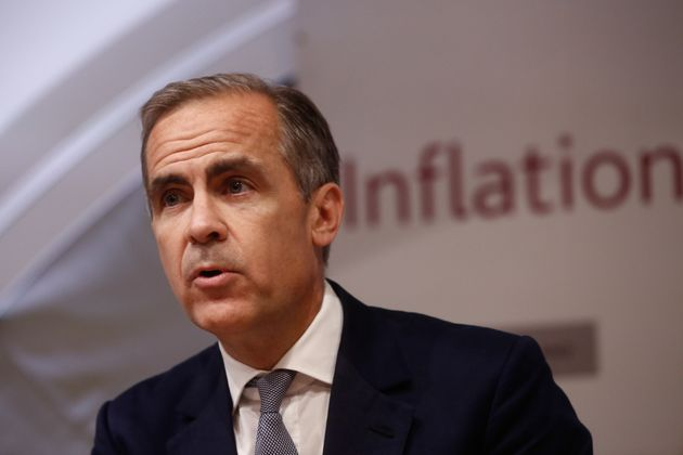 Mark Carney, governor of the Bank of Englandannounced the rate cut and stimulus