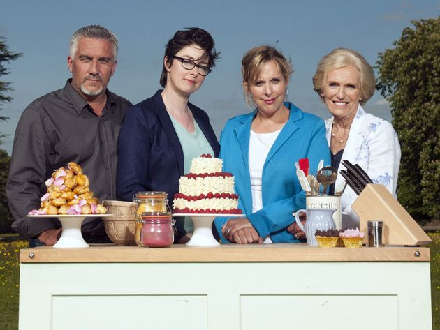 'The Great British Bake Off' is back on our screens
