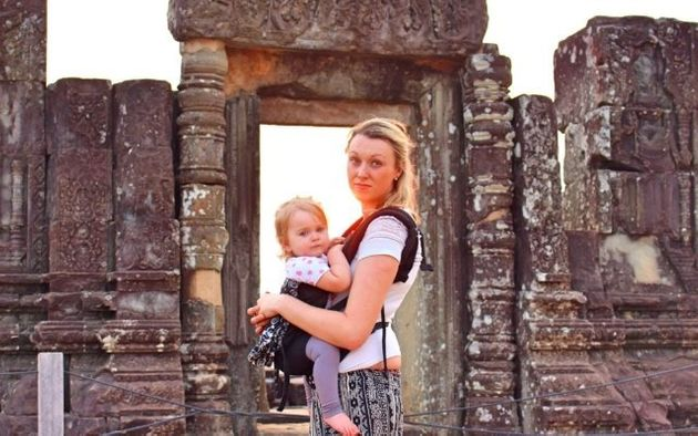 How Travelling Around The World On Maternity Leave Helped This Mum Adjust To