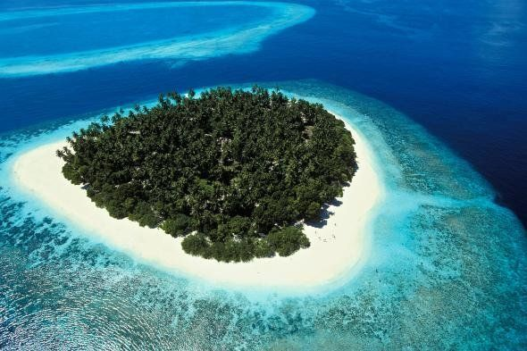 The Maldives are a perfect destination, whether your dream beach trip consists of spending a few pampered nights in a four-st