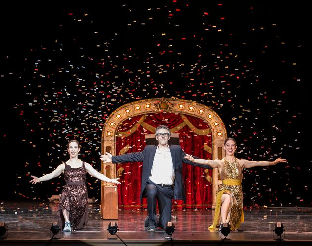 Ira Glass is joining two dancers on stage for a unique interpretation of tales from his own life and...