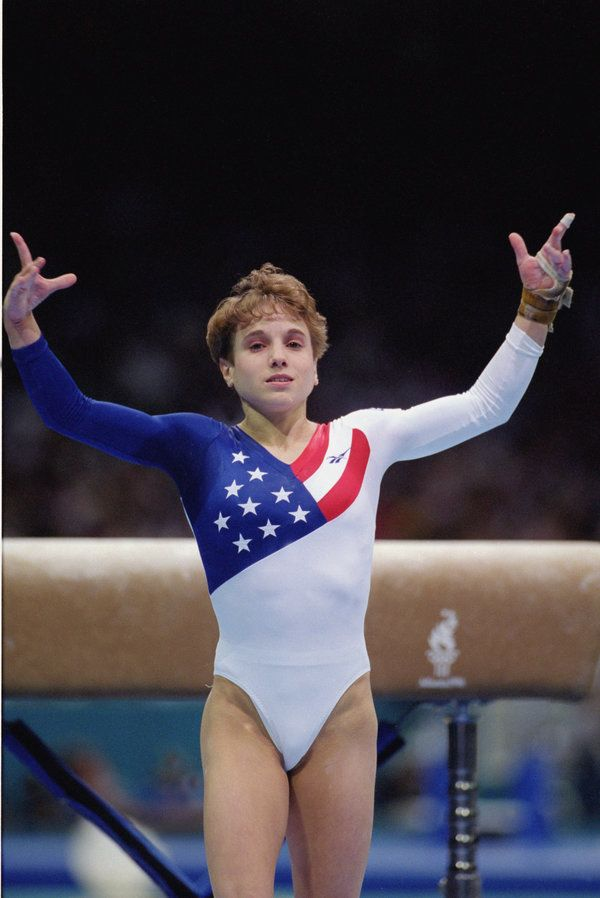 Here's What The 1996 Olympics U.S. Women's Gymnastics Team ...
