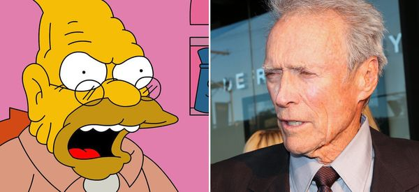 QUIZ: Who Said It, Clint Eastwood Or Grandpa Simpson?