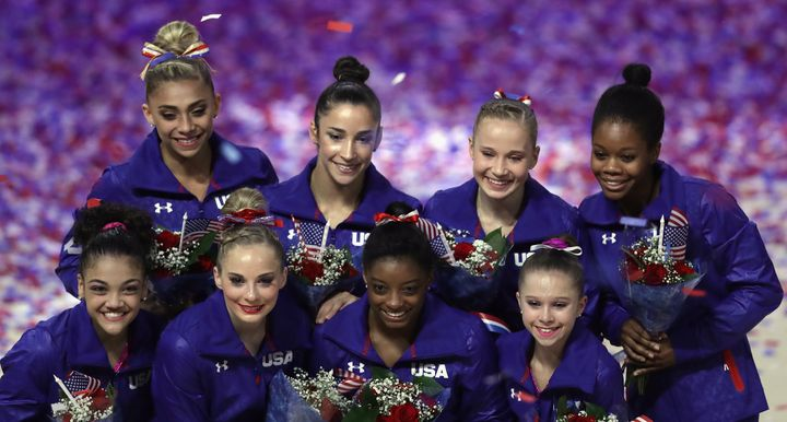 The US Women's Olympic team was announced in July.