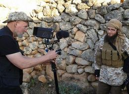 This Filmmaker Gets Up Close And Personal With Al Qaida