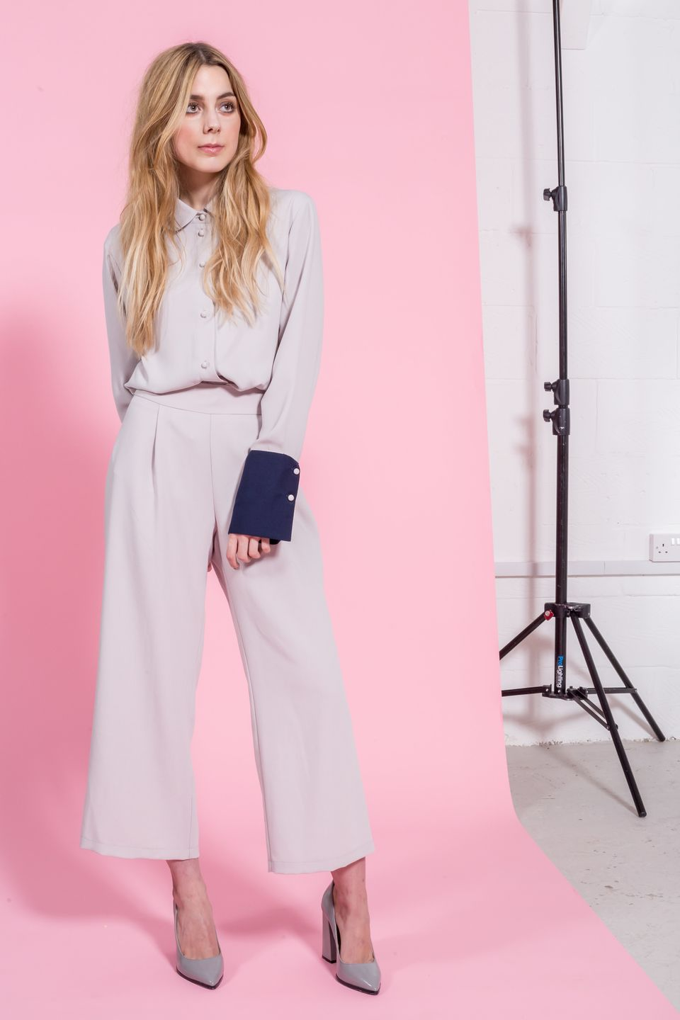A jumpsuit from Alter London's latest