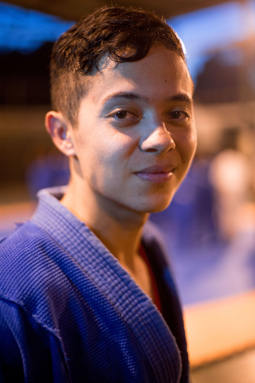リオで最も危険なファベーラで、若者に希望を灯す