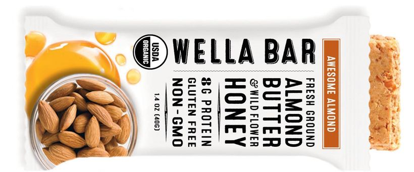 "Another bar with a mission, <a href=""http://www.wellabar.com/"">Wella Bar</a> donates proceeds to its Bee Kind Initiative, fun"