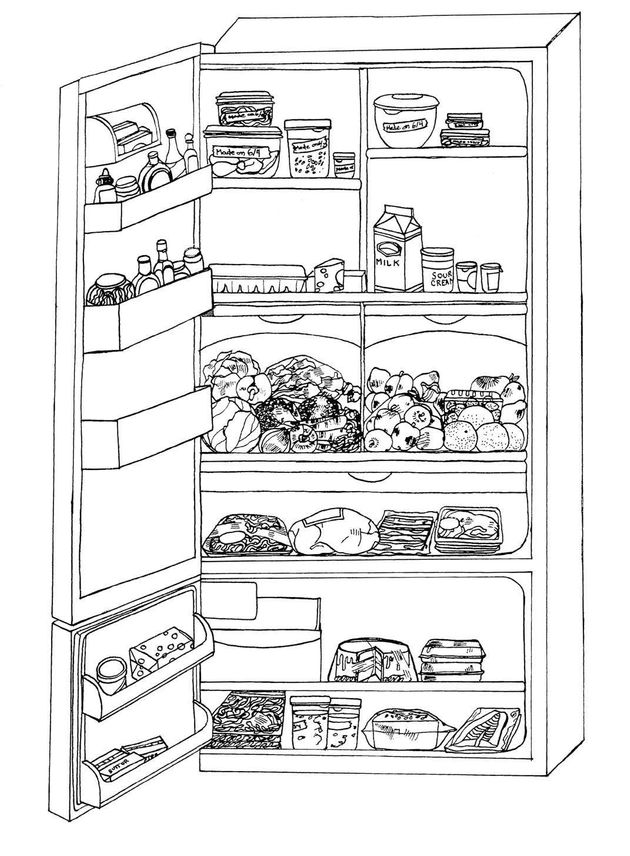 If You're Not Stocking Your Fridge This Way, You're Doing It
