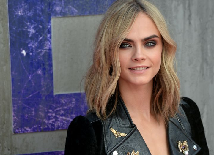 Cara Delevingne is getting candid about her experience with depression.