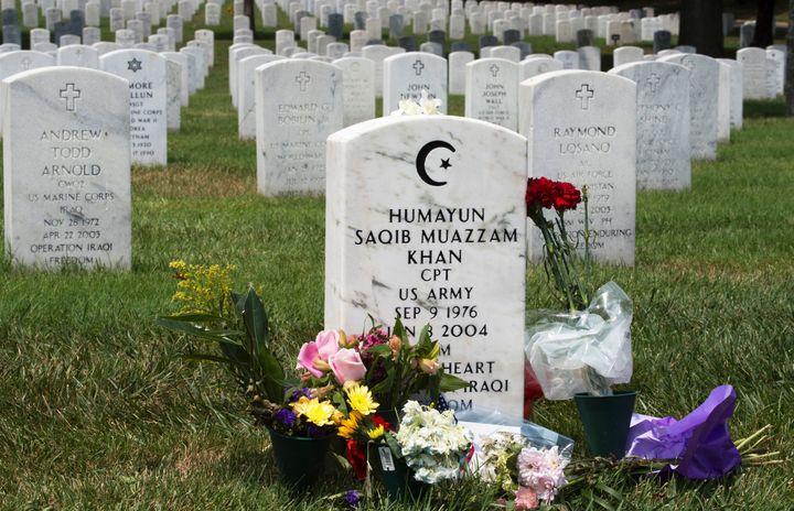 Humayun Saqib Muazzam Khan was killed in Iraq in 2004.