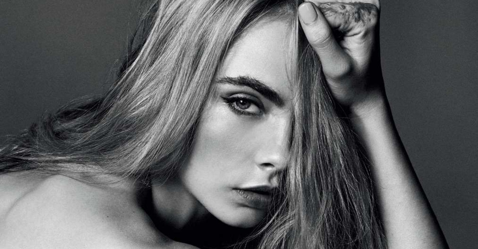 Cara Delevingne Bares All In Sexy Nude Photo Shoot - Maxim