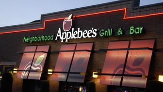 Buckley/Washington/USA_ 22 January 2016 _Food menu at Applebee.s restaurant (Photo by Francis Joseph Dean/DeanPictures) (Photo by Francis Dean/Corbis via Getty Images)