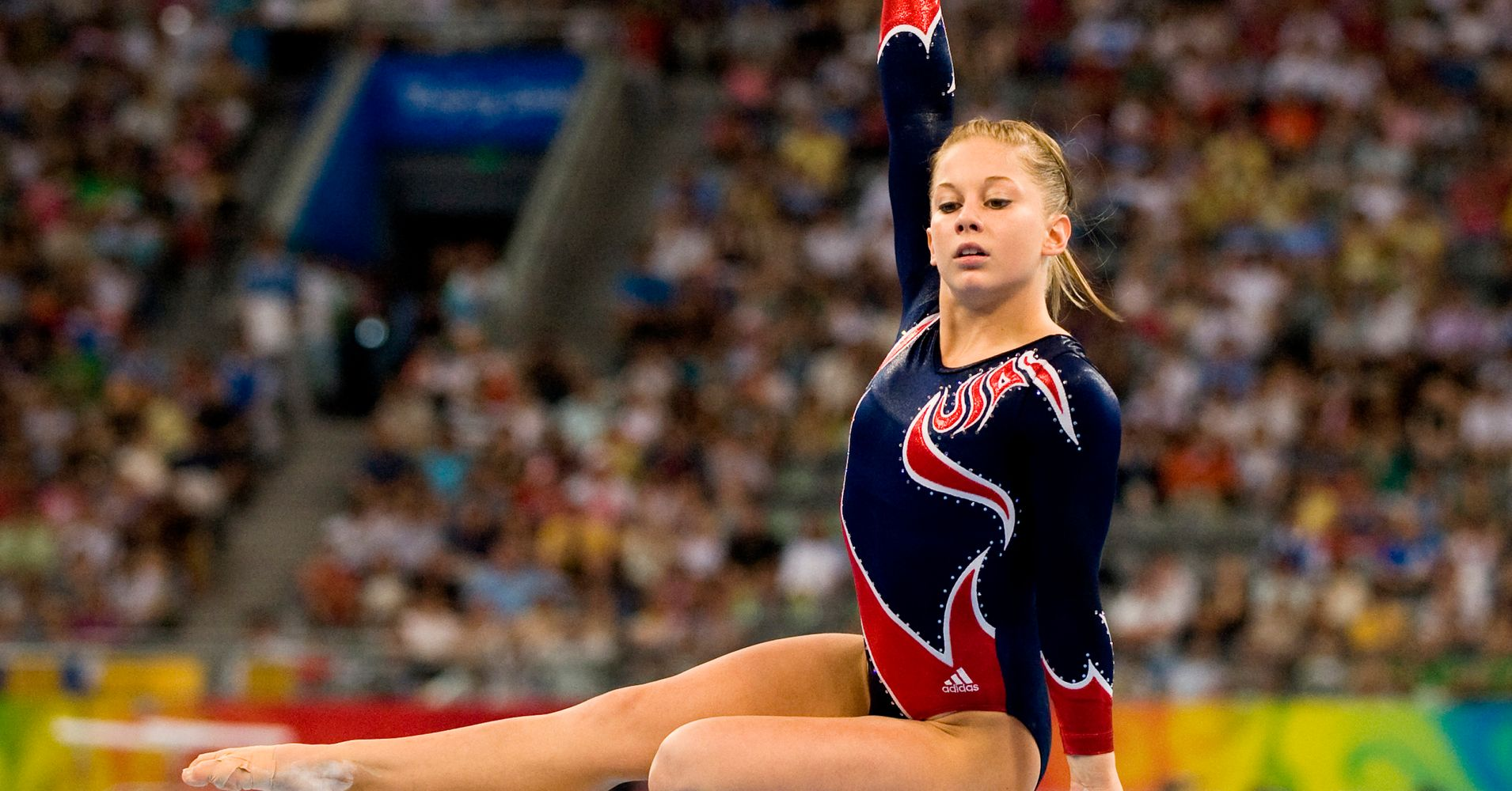 Shawn Johnson Thinks The Media Needs To Shut Up About