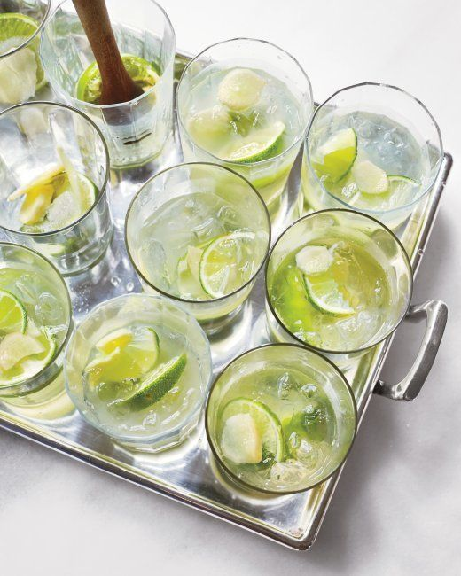 The Caipirinha Is The Brazilian Cocktail You've Been Too ...