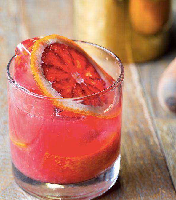 "<strong>Get the <a href=""http://www.aspicyperspective.com/blood-orange-caipirinha-recipe/2/"" target=""_blank"">Blood Orange Cai"