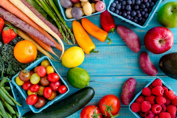 """Eating a vegetarian meal occasionally is good for the planet.<br><br>It takes <a href=""""http://www.overshootday.org/portfolio/"""