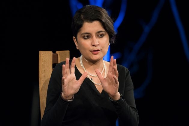 Shami Chakrabarti is the former director of civil liberties
