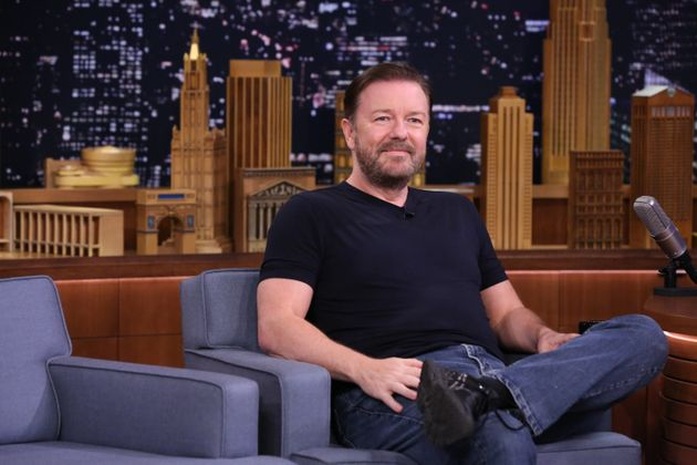 Ricky Gervais is no stranger to