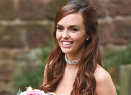 First Look At Mercedes McQueen's Latest 'Hollyoaks' Wedding