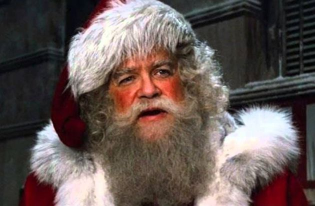 David Huddleston also played the title role in 'Santa Clause: The