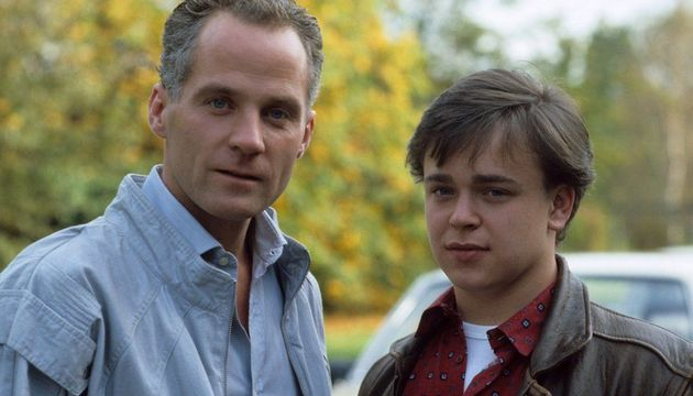 Colin and Barry were the first openly gay male romantic partners in a UK soap