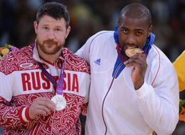 10 Pictures That Prove Russian Olympians *Really* Don't Like Coming Second