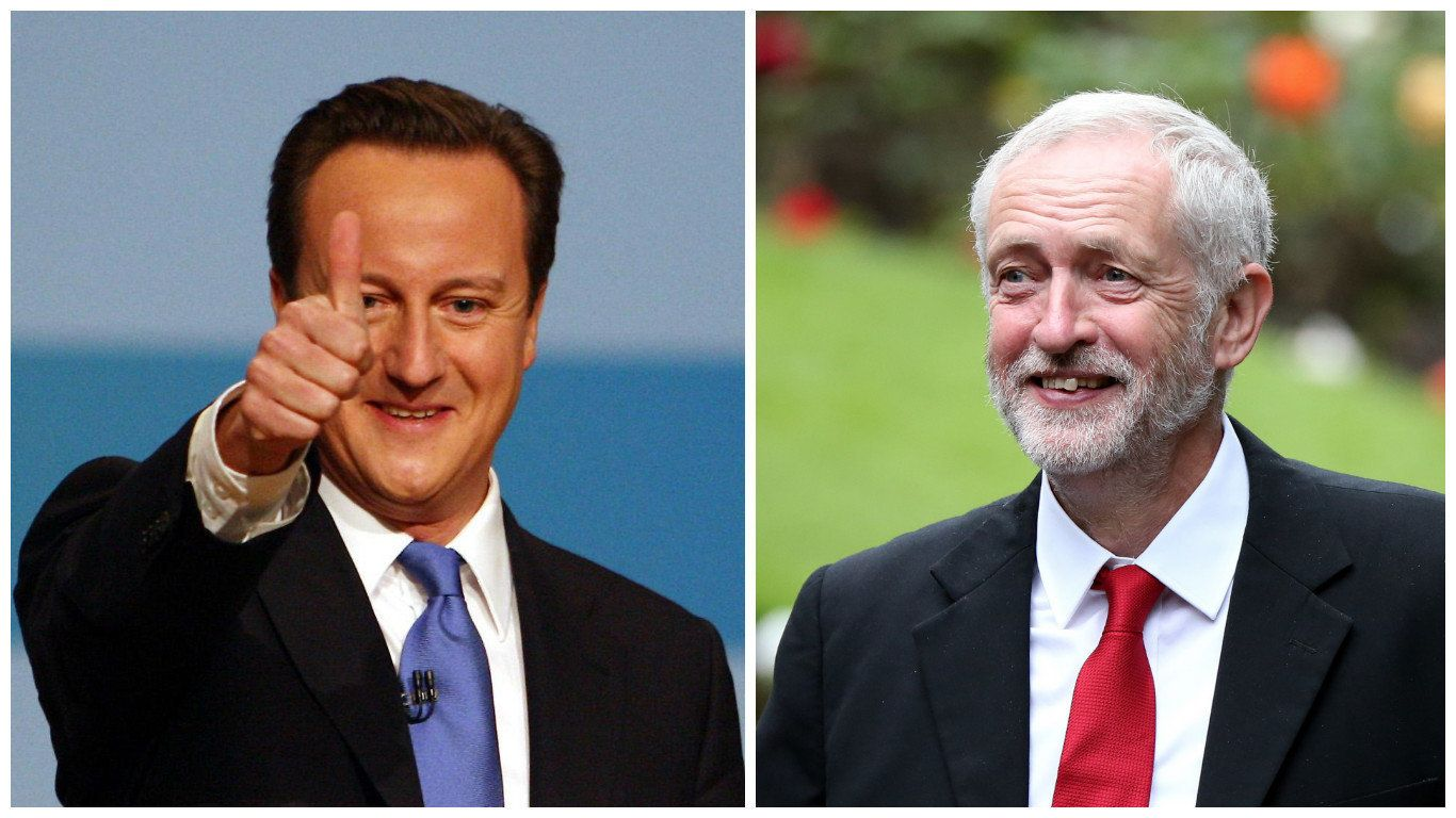 David Cameron has had a lot of negative attention neatly deflected by Jeremy