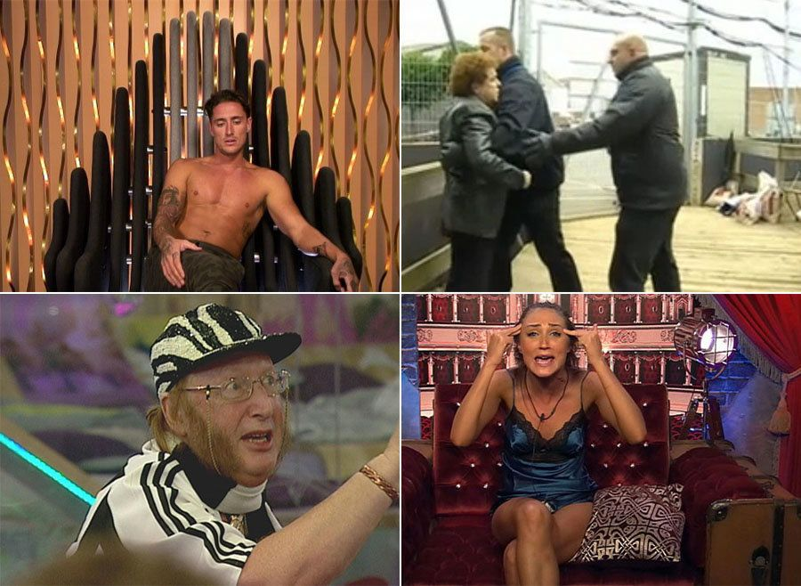 12 Most Epic 'CBB' Tantrums And Outbursts EVER
