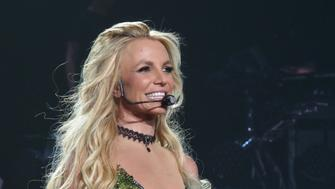 Singer Britney Spears during the residency show Britney: Piece of Me at The AXIS auditorium located in the Planet Hollywood Resort & Casino. Las Vegas, 22nd June 2016 ( Photo by Marco Piraccini\Archivio Marco Piraccini\Mondadori Portfolio via Getty Images)