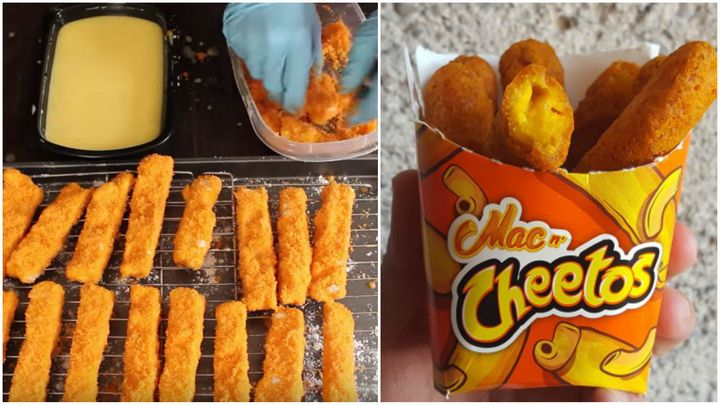 Pissed Off Chef Has Proof Burger King Stole His Mac N Cheetos Idea