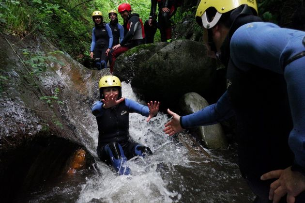 10 Unusual Extreme Sports To