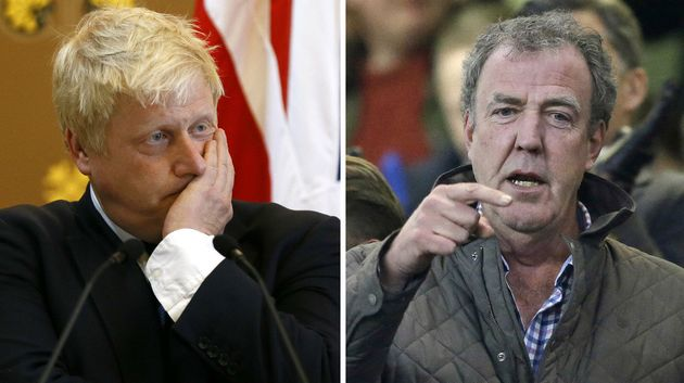 Jeremy Clarkson Apologises For Brexit, Rubbishes Boris Johnson As Foreign