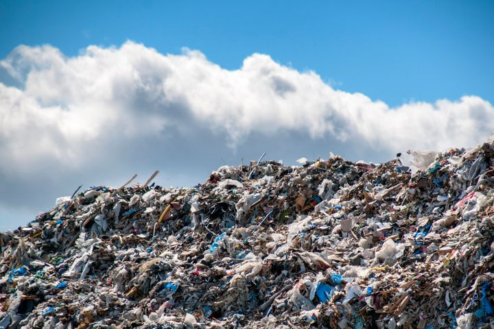 Americans send millions of tons of trash to landfills each year.