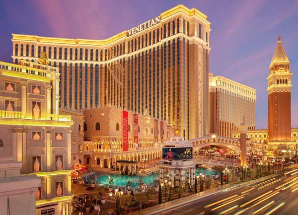 The Venetian Resort Hotel Las Vegas Nevada