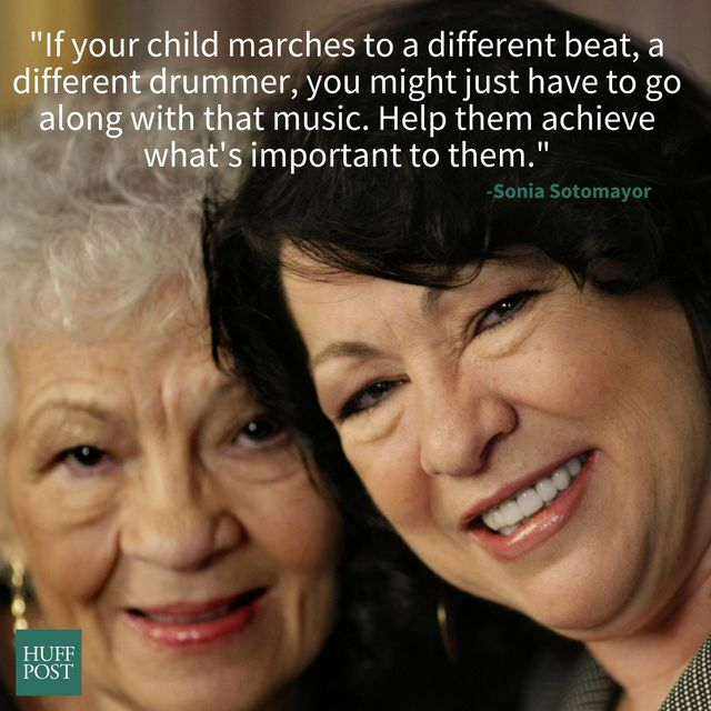A Story of Courage: Supreme Court Justice Sonia Sotomayor