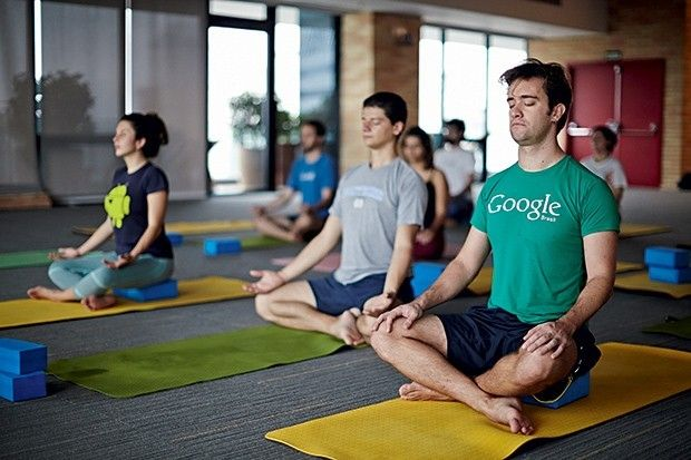 <i>Google employees say their workplace mindfulness meditation course is transformational.</i>