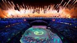 The Rio Opening Ceremony Put Climate Change Front And