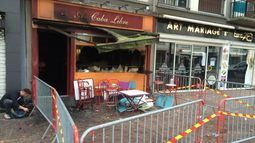 Fire in French bar kills 14