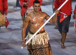 The Olympics Kick Off With Greased Flag-Bearers, CIA Quizzing And A Climate Change 'Lecture'