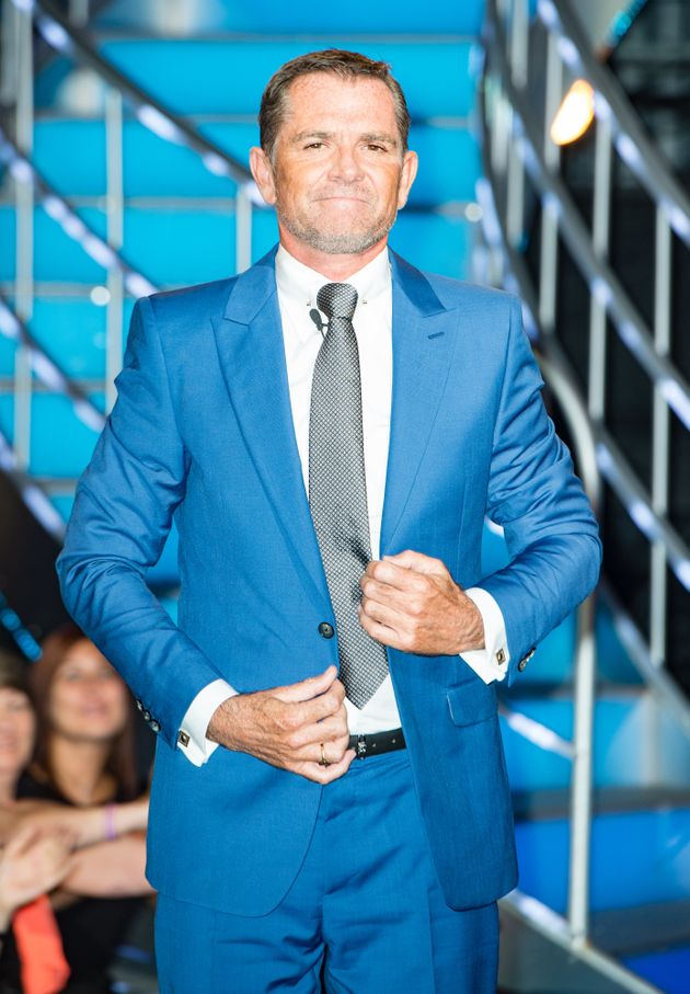 Grant Bovey has been evicted from 'Celebrity Big