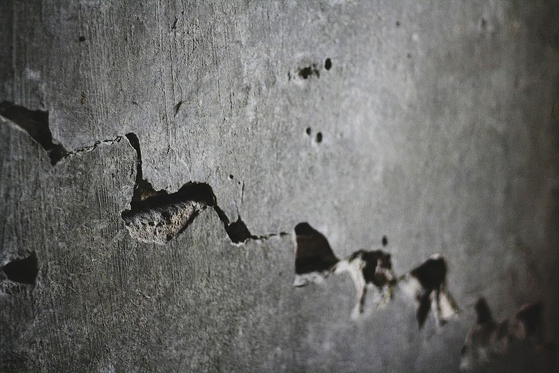 <i>When foundations are cracked early in life it is hard to build trust in yourself.</i>