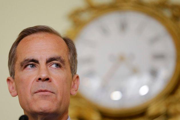 Governor of the Bank of England Mark