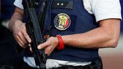 Machete-Wielding Man Shot Dead After Injuring Two Belgian