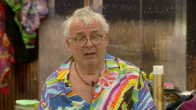 Christopher Biggins was removed from the 'CBB' house on