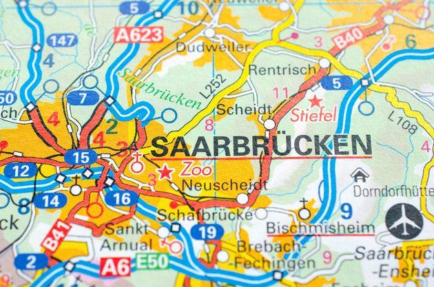 Saarbrücken, Germany: Man 'Covered In Blood' Barricades Himself In