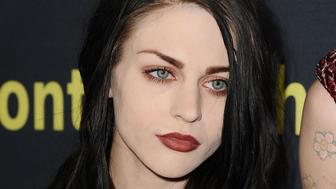HOLLYWOOD, CA - APRIL 21:  Frances Bean Cobain attends the premiere of HBO Documentary Films' 'Kurt Cobain: Montage Of Heck' at the Egyptian Theatre on April 21, 2015 in Hollywood, California.  (Photo by Jason LaVeris/FilmMagic)