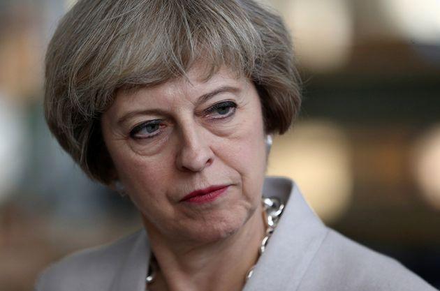 Theresa May said she was putting 'principles into
