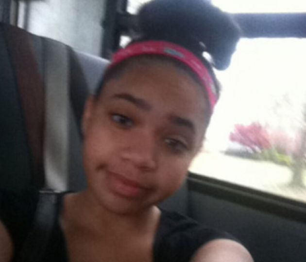 Bresha Meadows is accused of killingher father. Relatives say heabused her mom for