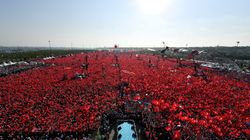 One Million Gather For Gigantic Pro-Erdogan Rally In